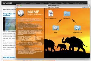 MAMP installieren