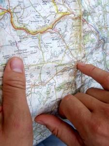 Auf Websites navigieren