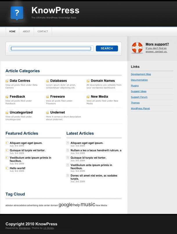 KnowPress - Startseite