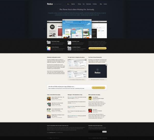 Redux - Startseite