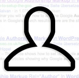 Authorship-Markup in WordPress