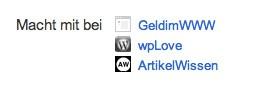 Google+: Macht mit bei...