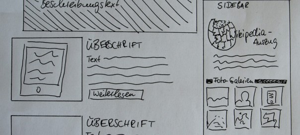 Scribble: Themenseite